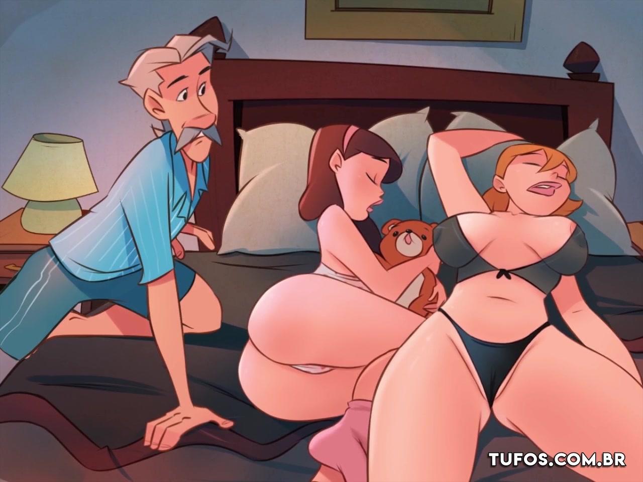os sacanas filminho dormindo com papai e mamae gratis