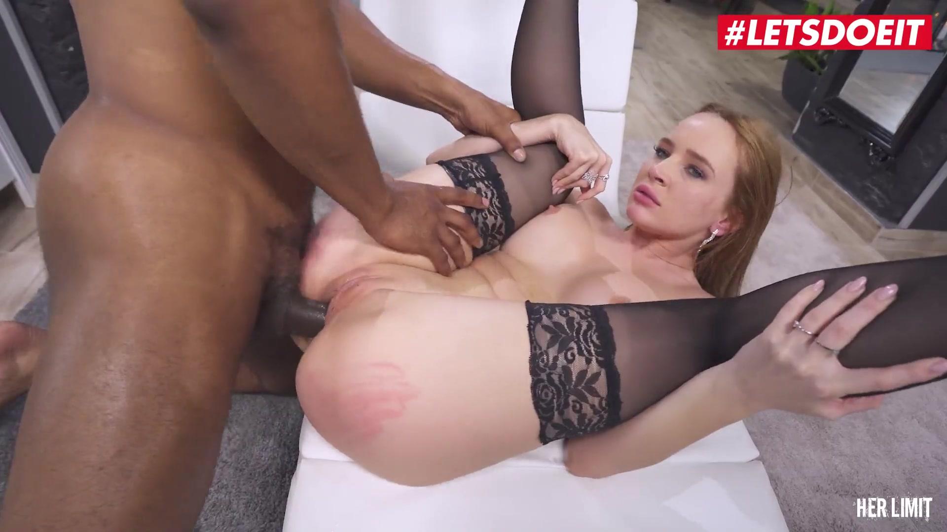 HerLimit - Kaisa Nord Kinky Russian Babe Hardcore Interracial Anal Sex - LETSDOEIT